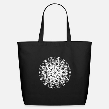 Sacred Geometry Sacred Geometry - Eco-Friendly Tote Bag