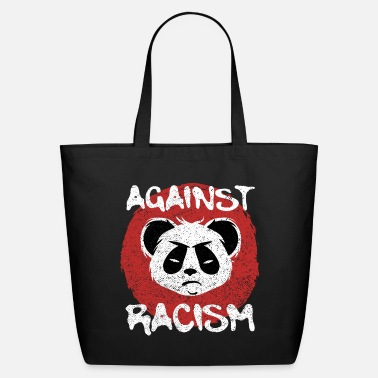 Against Against Racism - Eco-Friendly Tote Bag