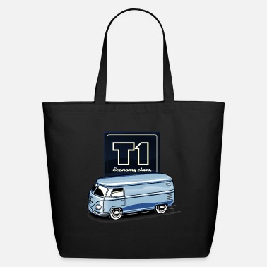 T1 Bus - Economy Class - Eco-Friendly Tote Bag