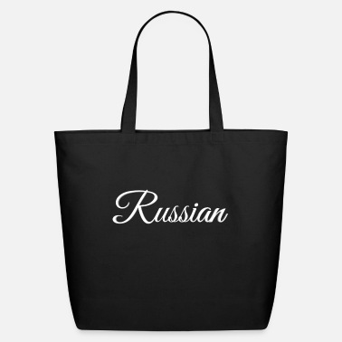 Russian Russian - Eco-Friendly Tote Bag