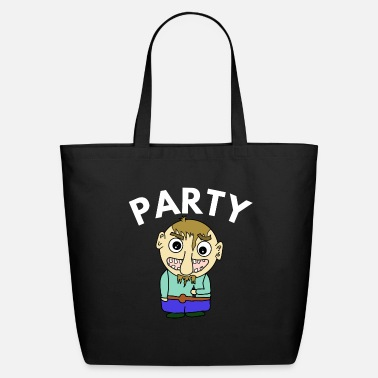 Party Party Party - Eco-Friendly Tote Bag