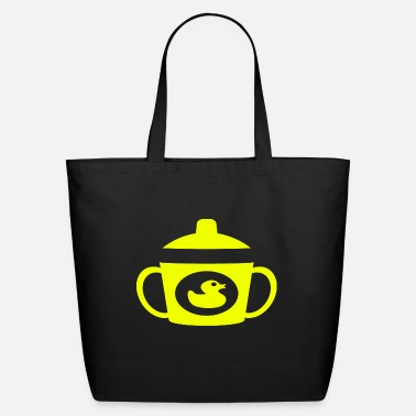 Beak beak cup - Eco-Friendly Tote Bag