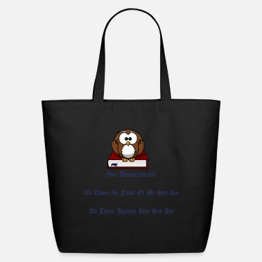 voting time - Eco-Friendly Tote Bag