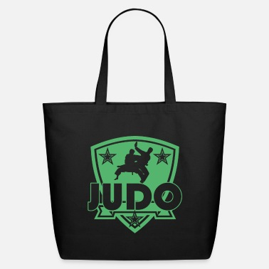 Judo Judo Judo Judo Judo - Eco-Friendly Tote Bag