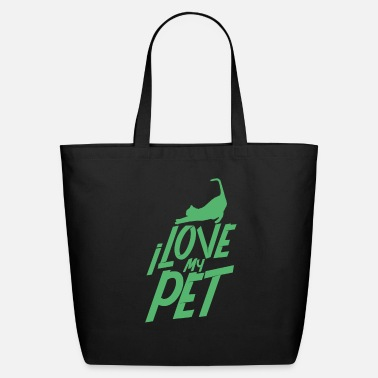 Pet Pet PeT Pet Pet - Eco-Friendly Tote Bag