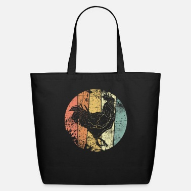 Cock Cock - Eco-Friendly Tote Bag