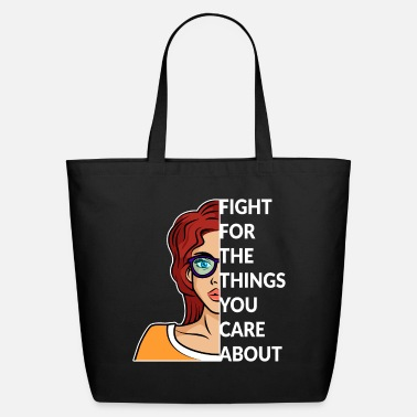 Power Girl Power - Eco-Friendly Tote Bag