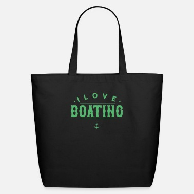Boat Boats Boating Crew - Eco-Friendly Tote Bag
