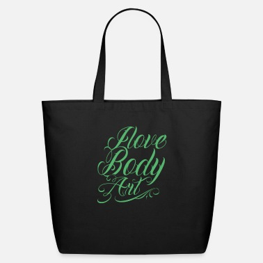 Tatoo Tatoos Art - Eco-Friendly Tote Bag