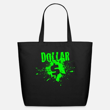 Dollar Dollar - Eco-Friendly Tote Bag