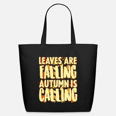 Fall Fall - Eco-Friendly Tote Bag