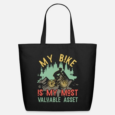 Assets Bicycle assets - Eco-Friendly Tote Bag