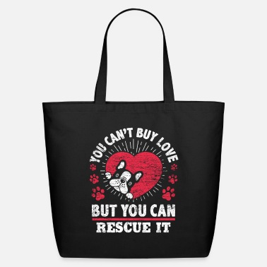 Animal Rescue Dog Animal Rescue Dog - Eco-Friendly Tote Bag