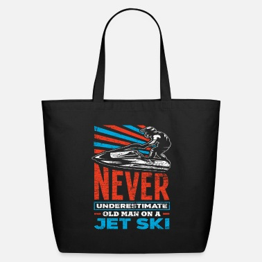 Jet jet ski - Eco-Friendly Tote Bag