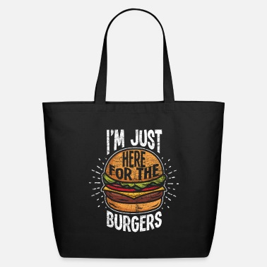 Burger burger burger - Eco-Friendly Tote Bag