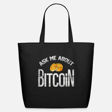 Wealthy Bitcoin - Eco-Friendly Tote Bag