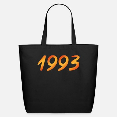 Date Of Birth Year of birth 1993 Date of birth - Eco-Friendly Tote Bag