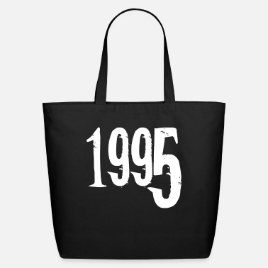 Date Of Birth Year of birth 1995 Date of birth - Eco-Friendly Tote Bag