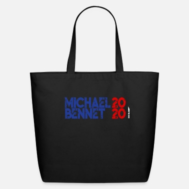 Poll Michael Bennet 2020 Vote President Campaign US - Eco-Friendly Tote Bag