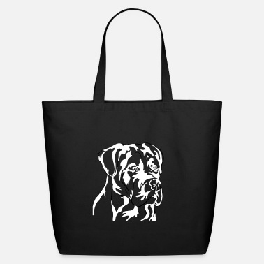 Rest Cane Corso dog breed puppy Mastiff Molosser - Eco-Friendly Tote Bag