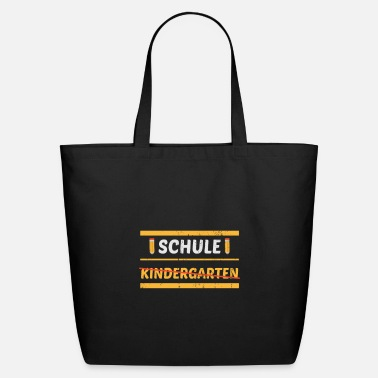 Boy School Kindergarten Orstschild Enrolment - Eco-Friendly Tote Bag