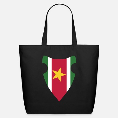 City SURINAME FLAG - Eco-Friendly Tote Bag