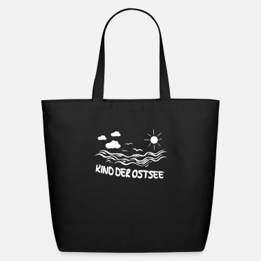 Baltic Sea Child of the Baltic Sea - Eco-Friendly Tote Bag