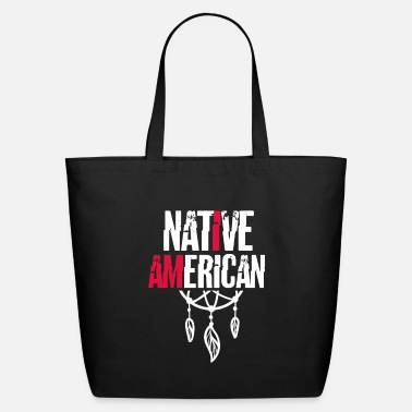 American Indian Native American - Eco-Friendly Tote Bag