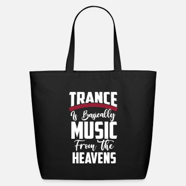 Raver Trance Music Techno Rave Party Electro - Eco-Friendly Tote Bag