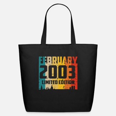 Edition 30th Birthday 30 Years Born In 1991 February - Eco-Friendly Tote Bag