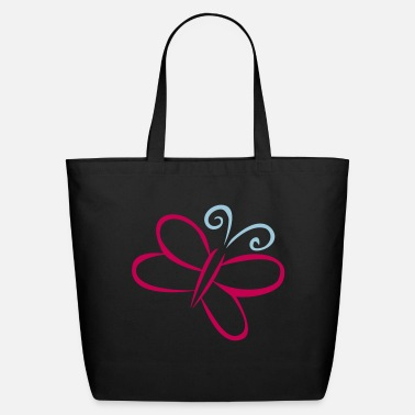 Butterflies butterfly - Eco-Friendly Tote Bag