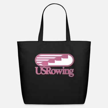 US Rowing in Pink - Eco-Friendly Tote Bag