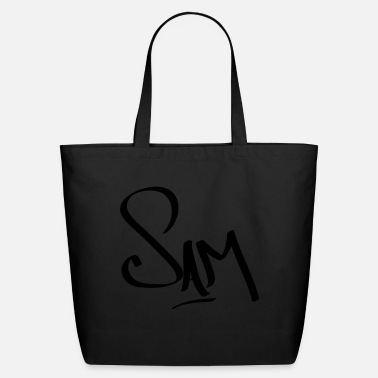 Sam sam - Eco-Friendly Tote Bag