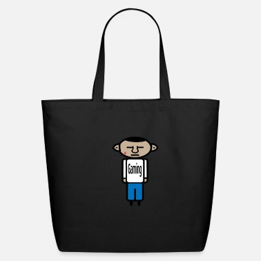 Grimm Grimm Assassin9 Lil man Gaming - Eco-Friendly Tote Bag