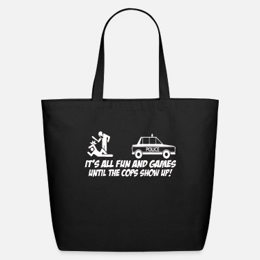 Policeman POLICEMAN - Eco-Friendly Tote Bag