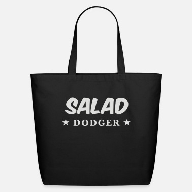 Salad SALAD DODGER - Eco-Friendly Tote Bag
