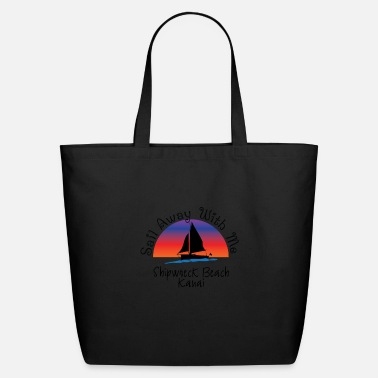 Shipwrecked shipwreck kauai - Eco-Friendly Tote Bag
