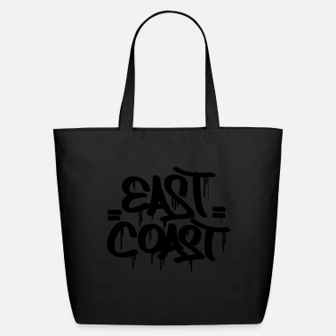 East Coast East Coast - Eco-Friendly Tote Bag
