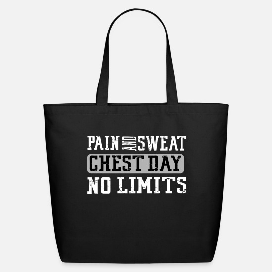 Gym Bags & Backpacks - Gym - Eco-Friendly Tote Bag black
