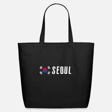 Southcorea Seoul - Eco-Friendly Tote Bag
