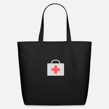 First Aid first aid box - Eco-Friendly Tote Bag