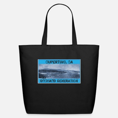 Orchard A Cupertino, CA Orchard Generation - Eco-Friendly Tote Bag