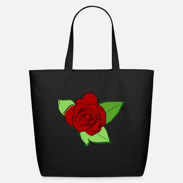 Blume Rose Blume - Eco-Friendly Tote Bag