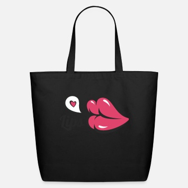 Sexy Lips Sexy Lips - Eco-Friendly Tote Bag