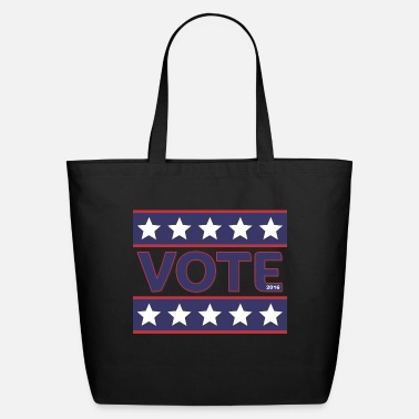Vote vote - Eco-Friendly Tote Bag