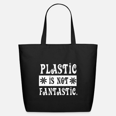 Enviromental Bag Anti Plastic Vegan Enviromental - Eco-Friendly Tote Bag