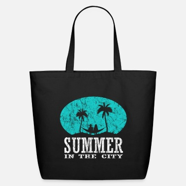 Tropical Tropical - Eco-Friendly Tote Bag
