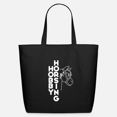 Hobby hobbyhorsing horse hobby horsing riding - Eco-Friendly Tote Bag