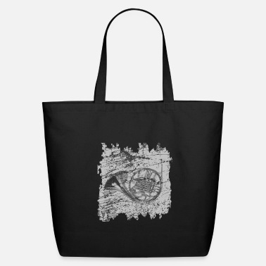 Instrument trumpet musician instrument - Eco-Friendly Tote Bag
