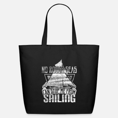 Cruise Sailing boat Anchor - Eco-Friendly Tote Bag